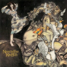 Kate Bush ケイトブッシュ / Never For Ever (2018 Remaster) (180グラム重量盤レコード) 【LP】