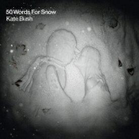 【送料無料】 Kate Bush ケイトブッシュ / 50 Words For Snow (2018 Remaster) (2枚組 / 180グラム重量盤レコード) 【LP】
