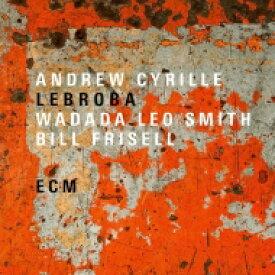 Andrew Cyrille / Lebroba (180グラム重量盤レコード / ECM) 【LP】