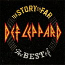 【送料無料】 Def Leppard デフレパード / The Story So Far…The Best Of Def Leppard (SHM-CD 2枚組) 【SHM-CD】