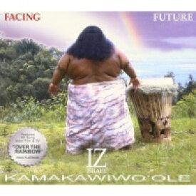 【送料無料】 Israel Kamakawiwo'ole イズラエルカマカビボオレ / Facing Future 【CD】