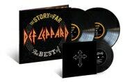 Def Leppard デフレパード / Story So Far…the Best Of Def Leppard (2枚組アナログレコード / 7インチシングル付) 【LP】