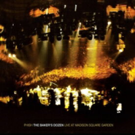 【送料無料】 Phish フィッシュ / Baker's Dozen Live At Madison Square Garden (3CD) 輸入盤 【CD】