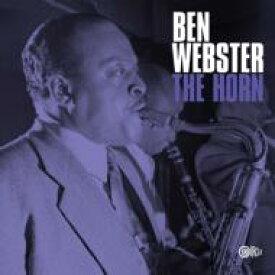 Ben Webster ベンウェブスター / Horn (アナログレコード / ORG Music) 【LP】