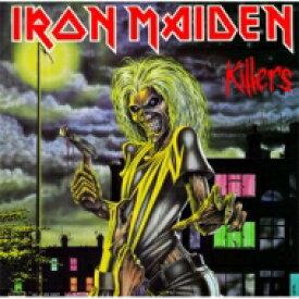 IRON MAIDEN アイアンメイデン / Killers (REMASTERED EDITION)(EU盤) 輸入盤 【CD】