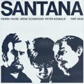 Pierre Favre / Santana 【LP】