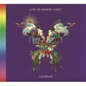 【送料無料】 Coldplay コールドプレイ / Live In Buenos Aires (2CD) 輸入盤 【CD】