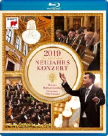 【送料無料】 New Year's Concert ニューイヤーコンサート / ニューイヤー・コンサート2019 クリスティアーン・ティーレマン&ウィーン・フィル 【BLU-RAY DISC】