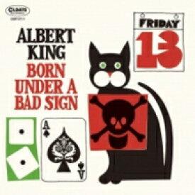 Albert King アルバートキング / Born Under A Bad Sign <紙ジャケット> 【CD】