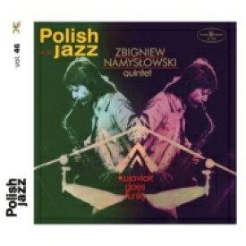 【送料無料】 Zbigniew Namyslowski ズビグニェフナミスウォフスキ / Kujaviak Goes Funky (Polish Jazz Vol.46) 輸入盤 【CD】