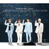 【送料無料】 SHINee / SHINee WORLD J presents 〜SHINee Special Fan Event〜 in TOKYO DOME (Blu-ray+PHOTOBOOKLET) 【BLU-RAY DISC】
