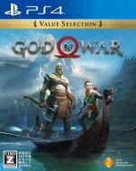 Game Soft (PlayStation 4) / ゴッド・オブ・ウォー Value Selection 【GAME】