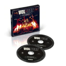 【送料無料】 Volbeat / Let's Boogie!: Live From Telia Parken (2CD) 輸入盤 【CD】