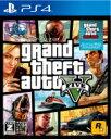 Game Soft (PlayStation 4) / グランド・セフト・オート V 廉価版 【GAME】