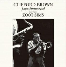 Clifford Brown クリオフォードブラウン / Jazz Immortal (180グラム重量盤レコード / Vinyl Lovers) 【LP】