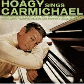 Hoagy Carmichael ホーギーカーマイケル / Hoagy Sings Carmichael (アナログレコード / waxtime) 【LP】