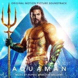 【送料無料】 アクアマン / Aquaman 輸入盤 【CD】