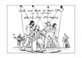 フィロソフィーのダンス / ガールズ・アー・バック・イン・タウン VOL, 1、ライブ・アット・リキッド・ルーム 【DVD】