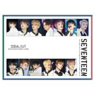 【送料無料】 SEVENTEEN / 2018 SEVENTEEN CONCERT 'IDEAL CUT' IN JAPAN (2DVD+PHOTO BOOK) 【Loppi・HMV限定盤】 【DVD】