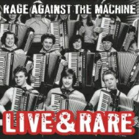 【送料無料】 Rage Against The Machine レイジアゲインストザマシーン / Live & Rare【2018 RECORD STORE DAY BLACK FRIDAY 限定盤】(2枚組アナログレコード) 【LP】