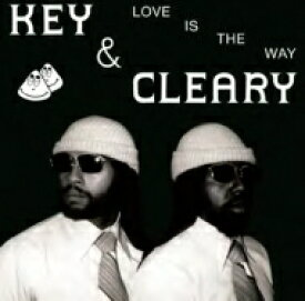 【送料無料】 Key & Cleary (Jessie Key / Sylvester Cleary) / Love Is The Way (アナログレコード) 【LP】