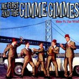 Me First&The Gimme Gimmes ミーファースト&ザギミーギミーズ / Blow In The Wind 輸入盤 【CD】