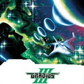 【送料無料】 グラディウスIII 伝説から神話へ Gradius III (コナミ矩形波倶楽部 / 2枚組アナログレコード / Ship To Shore) 【LP】