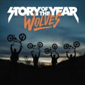 Story Of The Year ストーリーオブザイヤー / Wolves 【CD】