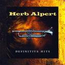 Herb Alpert ハーブアルパート / Definitive Hits 輸入盤 【CD】