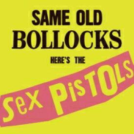 【送料無料】 Sex Pistols セックスピストルズ / Same Old Bollocks 輸入盤 【CD】