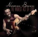 【送料無料】 Norman Brown ノーマンブラウン / The Highest Act Of Love 輸入盤 【CD】