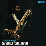 Sahib Shihab サヒブシハブ / Sentiments (アナログレコード / Storyville) 【LP】