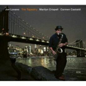 Joe Lovano ジョーロバーノ / Trio Tapestry (180グラム重量盤レコード / ECM) 【LP】