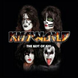 Kiss キッス / Kissworld: The Best Of Kiss (2枚組 / 180グラム重量盤レコード) 【LP】