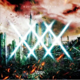 【送料無料】 RAISE A SUILEN / A DECLARATION OF ××× 【Blu-ray付生産限定盤】 【CD Maxi】