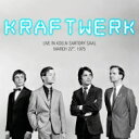 Kraftwerk クラフトワーク / Live In Koeln Sartory Saal, March 22nd, 1975 (アナログレコード / DBQB) 【LP】