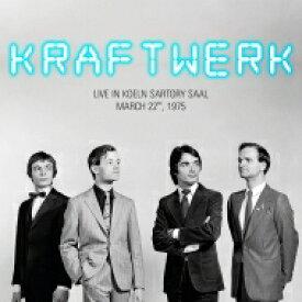Kraftwerk クラフトワーク / Live In Koeln Sartory Saal, March 22nd, 1975 (アナログレコード / DBQB) 【LP】