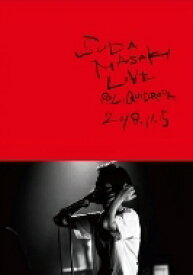 菅田将暉 / SUDA MASAKI LIVE@LIQUIDROOM 2018.11.15 【DVD】