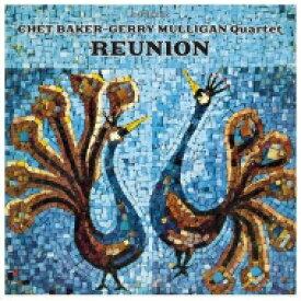 Gerry Mulligan/Chet Baker ジェリーマリガン/チェットベイカー / Reunion (180グラム重量盤レコード / waxtime) 【LP】