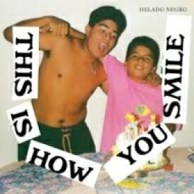 Helado Negro / This Is How You Smile 【LP】