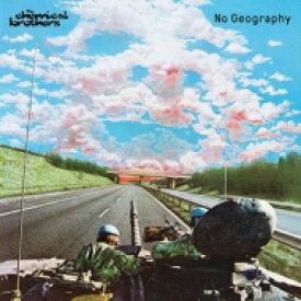 【送料無料】 THE CHEMICAL BROTHERS ケミカルブラザーズ / No Geography 【CD】