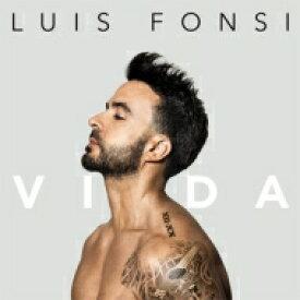 Luis Fonsi ルイスフォンシ / Vida 輸入盤 【CD】
