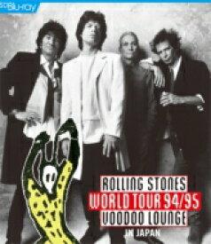 【送料無料】 Rolling Stones ローリングストーンズ / Voodoo Lounge Tokyo <Live At The Tokyo Dome, Japan, 1995> (Blu-ray) 【BLU-RAY DISC】