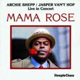 Archie Shepp アーチーシェップ / Mama Rose (180グラム重量盤レコード) 【LP】