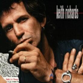 Keith Richards キースリチャーズ / Talk Is Cheap 30周年記念盤 (ブラック・ヴァイナル仕様 / 180グラム重量盤レコード) 【LP】