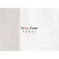 【送料無料】 Sexy Zone / PAGES 【初回限定盤B】 【CD】