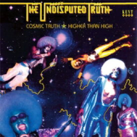 【送料無料】 Undisputed Truth / Cosmic Truth / Higher Than High 輸入盤 【CD】