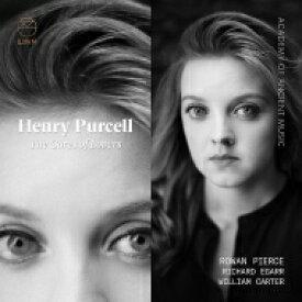 【送料無料】 Purcell パーセル / 恋人たちが気にするのは〜オペラ・アリア集 ローワン・ピアース、リチャード・エガー(日本語解説・歌詞訳付) 【CD】