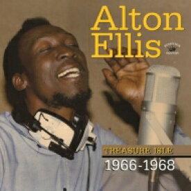 Alton Ellis アルトンエリス / Treasure Isle 1966-1968 【LP】