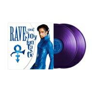 【送料無料】 Prince プリンス / Rave Un2 The Joy Fantastic 【帯付 / 国内仕様輸入盤】(パープル・カラーヴァイナル仕様 / 2枚組アナログレコード) 【LP】